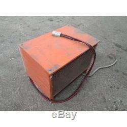 C & D 36v Chariot Élévateur Électrique Chargeur De Batterie 750ah 208/240/480 3ph