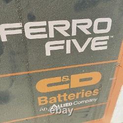 C & D Fr24hkk750 Un Chargeur De Batterie De Chariot Élévateur 48 Volts