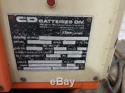 C & D Technologies Chargeur De Batterie Pour Chariot Élévateur Industriel Fr6c De Série Fr Ferro Five