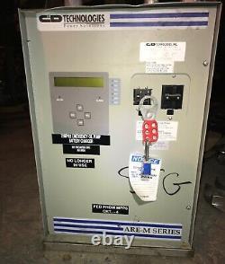 C&d Technologies Are-m Series Are-m13012a Chargeur De Batterie