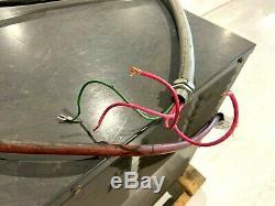 Cen Electronics 18y0865h3d 36 Volt Chariot Élévateur Chargeur De Batterie 208-480 Vac 3 Phase