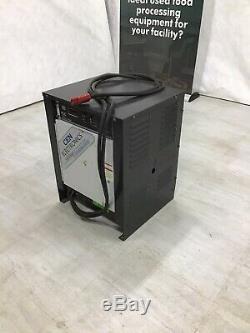 Cen Electronics 24 Volt Chariot Élévateur Chargeur De Batterie, Monophasé