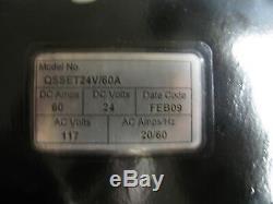 Charge Rapide Electronics Chargeur De Batterie Pour Chariot Élévateur De Golf 24 Volts 60a