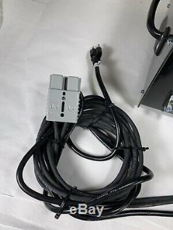 Charge Rapide Qp3640 36v 40a Chargeur De Batterie De Chariot Élévateur Garanti