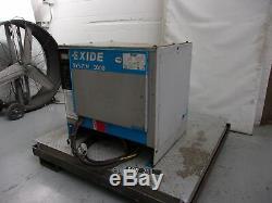 Chargeur De Batterie 18 Cellules Exide 3000 G3-18-680 36v Pour Chariot Élévateur (for2118)