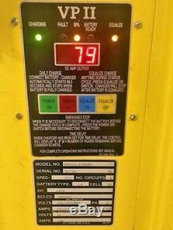 Chargeur De Batterie, 36 Volts, 1200 Ampères, 208/240/480 Volts, Triphasé 60 Hz