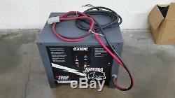 Chargeur De Batterie 36v Hi-lo / Forklift Exide / Yuasa W3-18-1050 / We-18-1050b