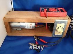 Chargeur De Batterie Capacitif - Charge Universelle 12-140 Volts, Chariot Élévateur Ev, Voiture
