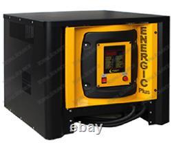 Chargeur De Batterie Chariot Élévateur 48 Volts Phase Unique Numérique 48v 120 Amp 200-220-240 V