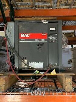 Chargeur De Batterie Chariot Élévateur Mac 2200 24v