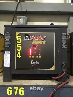 Chargeur De Batterie De Chariot Élévateur 24 Volts