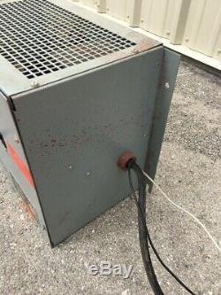 Chargeur De Batterie De Chariot Élévateur À Acide Au Plomb Exide Esb, Nickel-cadmium 12,6 Ampères