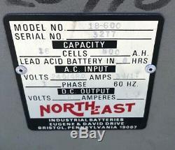 Chargeur De Batterie De Chariot Élévateur Monophasé 36v