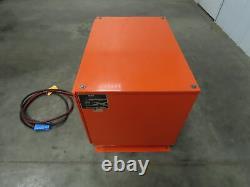 Chargeur De Batterie De Levage De Fourche De 48 Volts 24 Cellule 751 À 1100 Amp Hr. 480/575 1 Phase