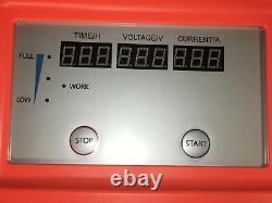 Chargeur De Batterie De Montage Mural De Phase 36v Simple/three