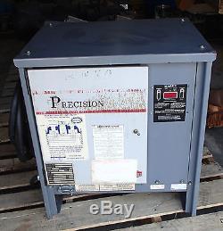 Chargeur De Batterie De Précision Pour Chariot Élévateur 18 Cellules 36vdc 3ph