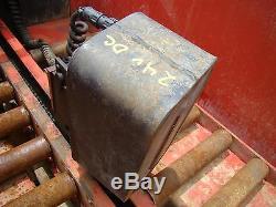 Chargeur De Batterie Électrique Raymond Batt-r-ease II 24v 3000 Lb
