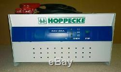Chargeur De Batterie Eurotron E230 Tebetron Hoppecke 24v 90 Amp Benning Nouveau
