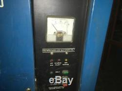 Chargeur De Batterie Exide 36v, 3ph, Es3-18-1050, 18 Cellules, Garantie De 30 Jours