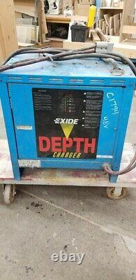 Chargeur De Batterie Exide Forklift 48v D3e-24-1200