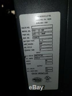 Chargeur De Batterie Exter Gold 24 Ironclad Volt