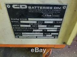 Chargeur De Batterie Ferro Five Fr Series 36v