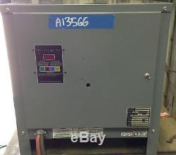 Chargeur De Batterie Forklift D'occasion 24 Volt 500-600 Ampere Hour Rating
