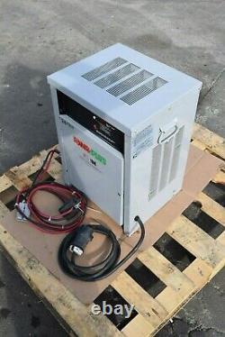 Chargeur De Batterie Ibe Powrplus 24 Chariot Élévateur VDC 510ah Micro Charge 12cvc510dd Ph 1