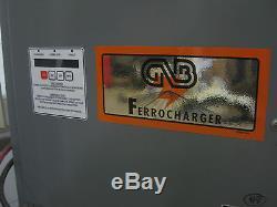 Chargeur De Batterie Industriel 24 Volts -600 Ampères-trois Phases -108 Ampères