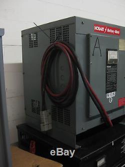 Chargeur De Batterie Industriel 36 Volts-1050 Ampères-trois Phases -179 Ampères