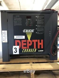 Chargeur De Batterie Industriel Exide Depth De 48 Volts