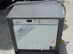 Chargeur De Batterie Pour Chariot Élévateur 24 Volts De Cen Electronics