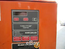 Chargeur De Batterie Pour Chariot Élévateur 36v 1050 Ah C & D Ferro Five Fr18hk640