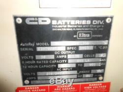 Chargeur De Batterie Pour Chariot Élévateur C & D Ferro V 36v