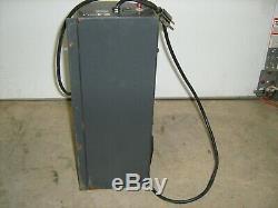Chargeur De Batterie Pour Chariot Élévateur Électrique 24 Volts, Transpalette