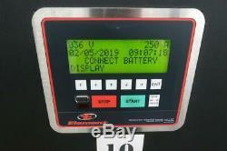 Chargeur De Batterie Pour Chariot Élévateur Haute Fréquence Excel Element Eihf 24 36 Ou 48 VDC 250