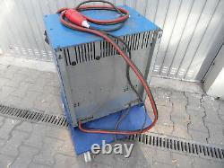 Chargeur De Batterie Pour Chariot Élévateur Hawker Staplerladegerät 24v 125a