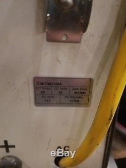 Chargeur De Batterie Pour Chariot Élévateur Industriel À Chargement Rapide 36v