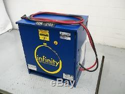 Chargeur De Batterie Pour Chariot Élévateur Stanbury Pei 18/10 De 36 Volts (for2103)