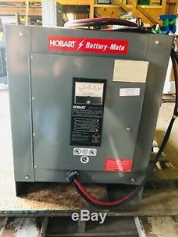 Chariot Batterie Rrn35 Gnb 18-125-13 36 Volts Pn M2601812513b Avec Hobart 250cii