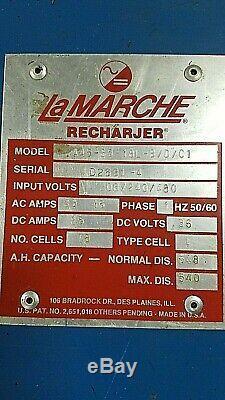 Chariot Chargeur Lamarche