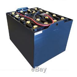 Chariot Électrique Batterie Avec Couvercle, 18-85-29-wc, 36 Volt, Ah 1190 (à 6 Heures).