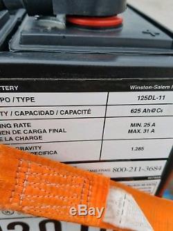 Chariot Élévateur 48 Volts Batterie & Chargeur