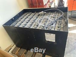 Chariot Élévateur Batery 80v 700ah W Chargeur