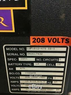 Chariot Élévateur Chargeur De Batterie