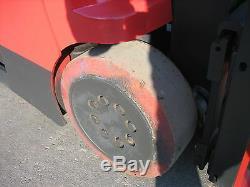 Chariot Élévateur Dockstocker 3000 # 188 Raymond 2006 Mn # R30 36v Avec Batterie Et chargeur