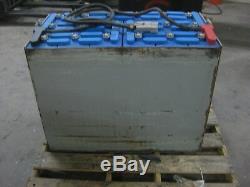 Chariot Élévateur Reconditionné 2014 36 Volts Batterie 18-125-17 1000 Amp Hour