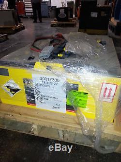 Crown Forklift Battery 18-45-27 36v, 585 Ah 3 Ans Manuf. Garantie