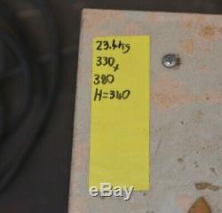 Crown Tbc 12-25-1r Chargeur De Batterie Pour Chariot Élévateur 240v 207ah 12 Heures 24v 12 Cellules