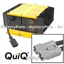 Delta Q Chargeur 36 Volts-21 Ampères 36v Palette Jack Fork Lift Floor Scrubber